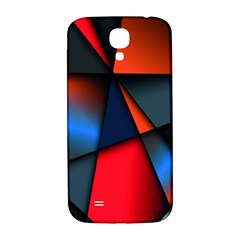 3d And Abstract Samsung Galaxy S4 I9500/i9505  Hardshell Back Case