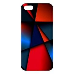 3d And Abstract Iphone 5s/ Se Premium Hardshell Case