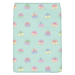 Butterfly Pastel Insect Green Flap Covers (l)