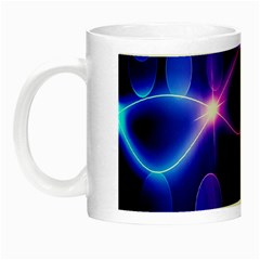 Circle Color Night Luminous Mugs by Jojostore