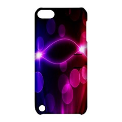 Circle Color Apple Ipod Touch 5 Hardshell Case With Stand by Jojostore