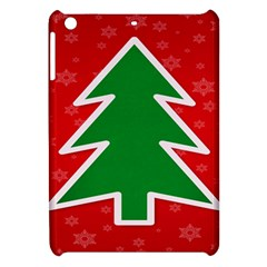 Christmas Tree Apple Ipad Mini Hardshell Case by Nexatart