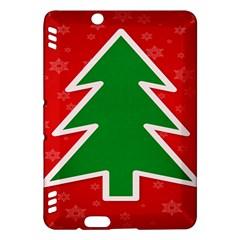 Christmas Tree Kindle Fire Hdx Hardshell Case