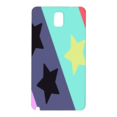 Cool Star Flag Samsung Galaxy Note 3 N9005 Hardshell Back Case by Jojostore