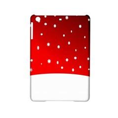 Christmas Background  Ipad Mini 2 Hardshell Cases by Nexatart