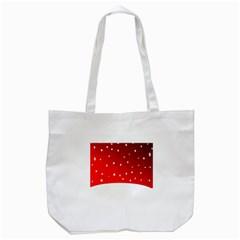 Christmas Background  Tote Bag (white)