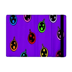 Christmas Baubles Ipad Mini 2 Flip Cases by Nexatart