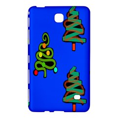 Christmas Trees Samsung Galaxy Tab 4 (8 ) Hardshell Case  by Nexatart