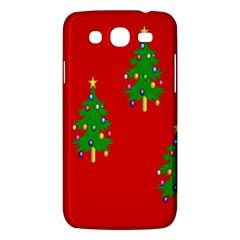 Christmas Trees Samsung Galaxy Mega 5 8 I9152 Hardshell Case