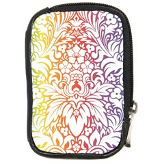 Cool Flower Rainbow Blue Purple Red Orange Yellow Green Compact Camera Cases by Jojostore