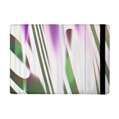 Colored Pattern Apple Ipad Mini Flip Case by Nexatart