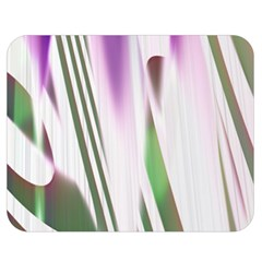 Colored Pattern Double Sided Flano Blanket (medium)  by Nexatart