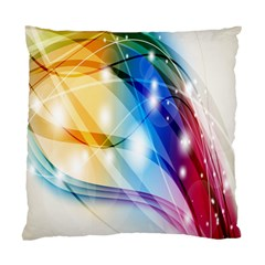 Colour Abstract Standard Cushion Case (two Sides)
