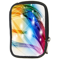 Colour Abstract Compact Camera Cases by Nexatart