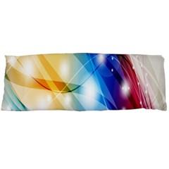 Colour Abstract Body Pillow Case Dakimakura (two Sides)