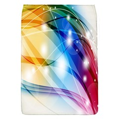 Colour Abstract Flap Covers (s)  by Nexatart