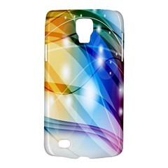 Colour Abstract Galaxy S4 Active by Nexatart
