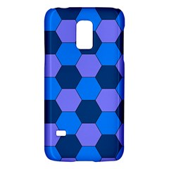 Four Colour Theorem Blue Grey Galaxy S5 Mini by Jojostore