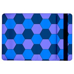 Four Colour Theorem Blue Grey Ipad Air 2 Flip by Jojostore