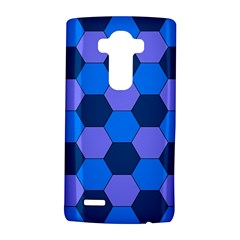 Four Colour Theorem Blue Grey Lg G4 Hardshell Case by Jojostore