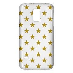 Gold Stars Galaxy S5 Mini by Jojostore
