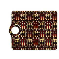 Egyptianpattern Colour Red Kindle Fire Hdx 8 9  Flip 360 Case by Jojostore