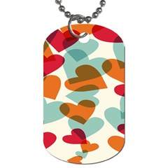 Heart Dog Tag (two Sides) by Jojostore