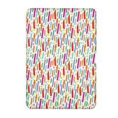 Splash Pattern Color Sign Samsung Galaxy Tab 2 (10 1 ) P5100 Hardshell Case  by Jojostore