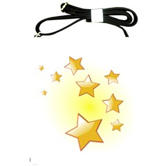 Star Gold Shoulder Sling Bags by Jojostore