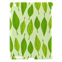 Spring Leaf Green Apple Ipad 3/4 Hardshell Case (compatible With Smart Cover) by Jojostore