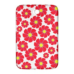 Seamless Floral Flower Red Fan Red Rose Samsung Galaxy Note 8 0 N5100 Hardshell Case  by Jojostore