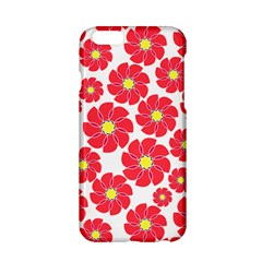 Seamless Floral Flower Red Fan Red Rose Apple Iphone 6/6s Hardshell Case by Jojostore