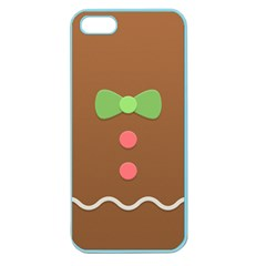Stunning Gingerbread Brown Bread Apple Seamless Iphone 5 Case (color) by Jojostore