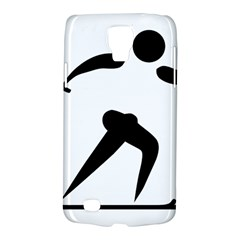 Cross Country Skiing Pictogram Galaxy S4 Active by abbeyz71