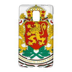Coat Of Arms Of Bulgaria Galaxy Note Edge by abbeyz71