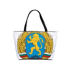 Coat Of Arms Of Bulgaria (1948 1968) Shoulder Handbags by abbeyz71
