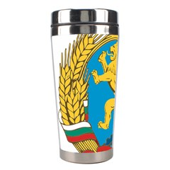Coat Of Arms Of Bulgaria (1948 1968) Stainless Steel Travel Tumblers by abbeyz71