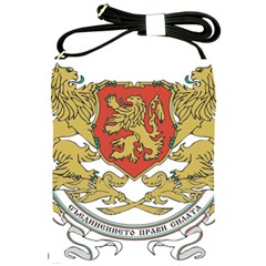Coat Of Arms Of Bulgaria (1946 1948) Shoulder Sling Bags by abbeyz71