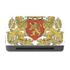Coat of Arms of Bulgaria (1927-1946) Memory Card Reader with CF by abbeyz71