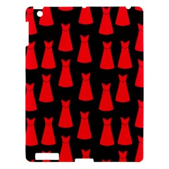 Dresses Seamless Pattern Apple Ipad 3/4 Hardshell Case
