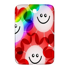 Happy Flowers Samsung Galaxy Note 8 0 N5100 Hardshell Case  by Nexatart