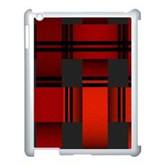 Hintergrund Tapete Apple Ipad 3/4 Case (white)