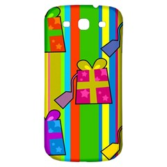 Holiday Gifts Samsung Galaxy S3 S Iii Classic Hardshell Back Case by Nexatart