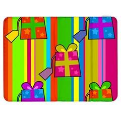 Holiday Gifts Samsung Galaxy Tab 7  P1000 Flip Case by Nexatart