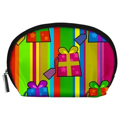 Holiday Gifts Accessory Pouches (large)