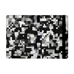Noise Texture Graphics Generated Apple Ipad Mini Flip Case