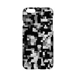 Noise Texture Graphics Generated Apple Iphone 6/6s Hardshell Case