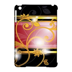Pattern Vectors Illustration Apple Ipad Mini Hardshell Case (compatible With Smart Cover)
