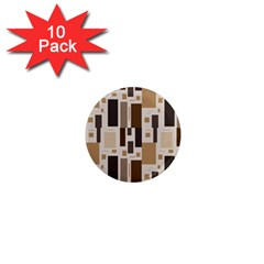 Pattern Wallpaper Patterns Abstract 1  Mini Magnet (10 pack)  by Nexatart