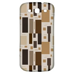 Pattern Wallpaper Patterns Abstract Samsung Galaxy S3 S Iii Classic Hardshell Back Case by Nexatart